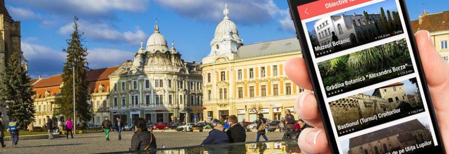 Ghidul turistic digital al Clujului, acum la dispoziția utilizatorilor Eventya ClujCityApp