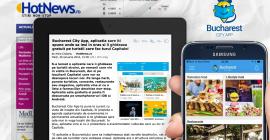 Platformele Eventya în presa națională și internațională
