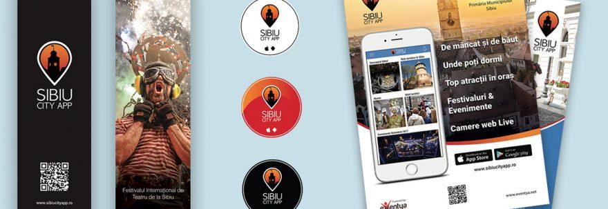 Eventya promovează Sibiu City App la Târgul de Turism al României