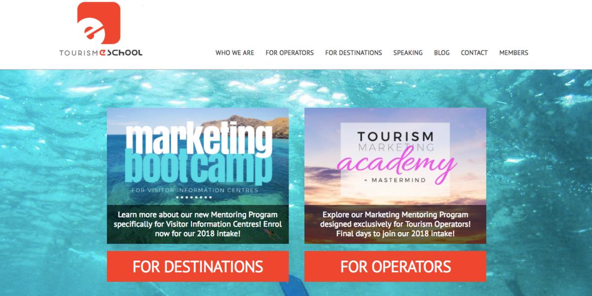 marketing de destinație