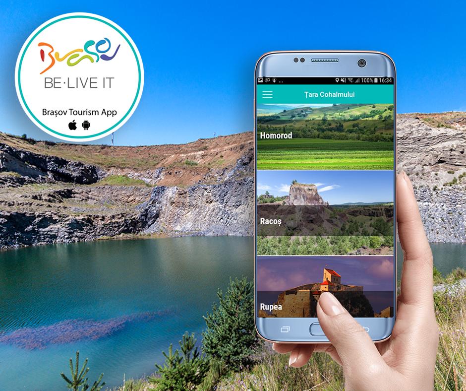 Brasov Tourism App