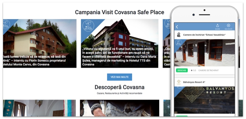 Covasna Safe Place to travel