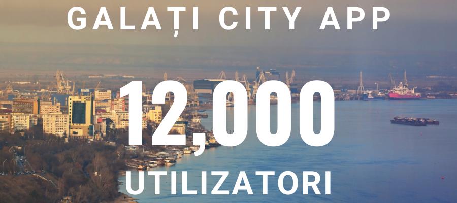Galați City App