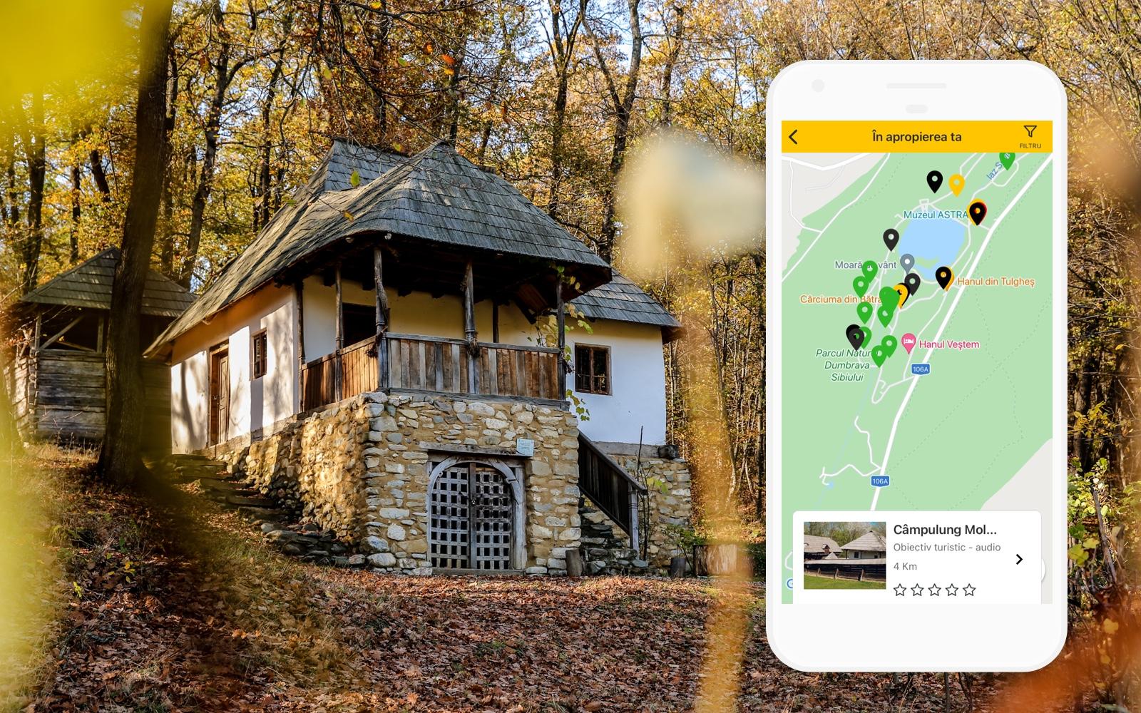 Muzeul Astra App by Eventya